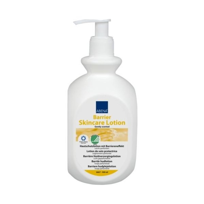 Skincare barrier lotion, 16% lipids (Vegetable Fat), 500 ml
